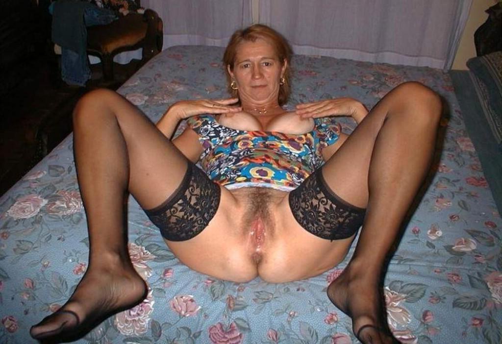 hairy woman of klipnocky