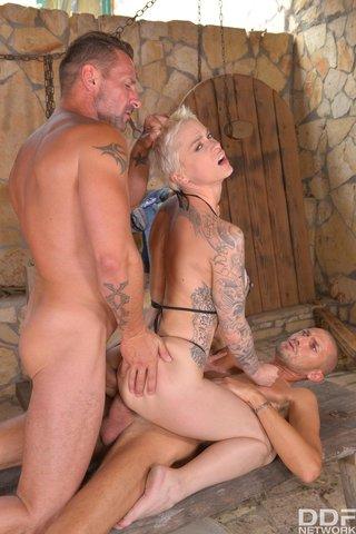 futurama sex scene